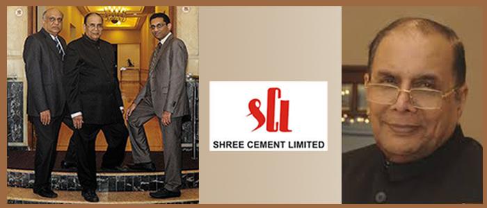Shree Cement Limited : ஃபோர்ப்ஸ் பட்டியலில் இடம்பெற்றுள்ள பணக்கார இந்திய