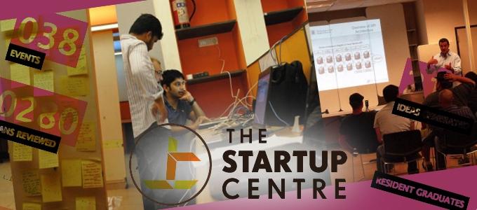 The Startup Centre chennai