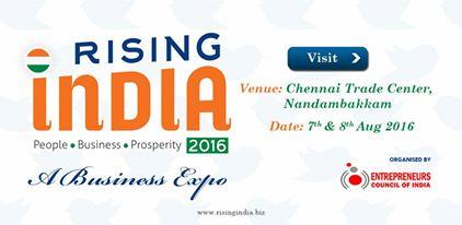 RISING INDIA 2016