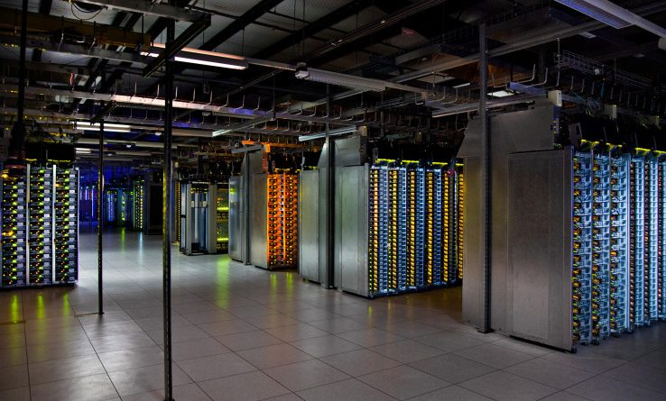 google cloud region