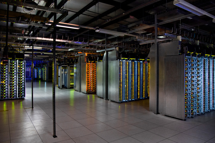 google cloud region