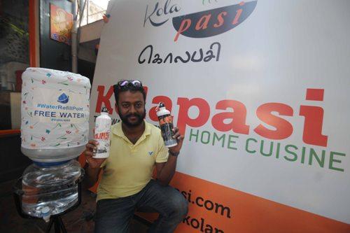 Kolapsi Restaurant, Chennai