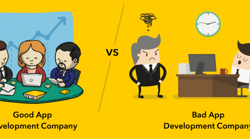 How to find Bad Vs Good App Development Company